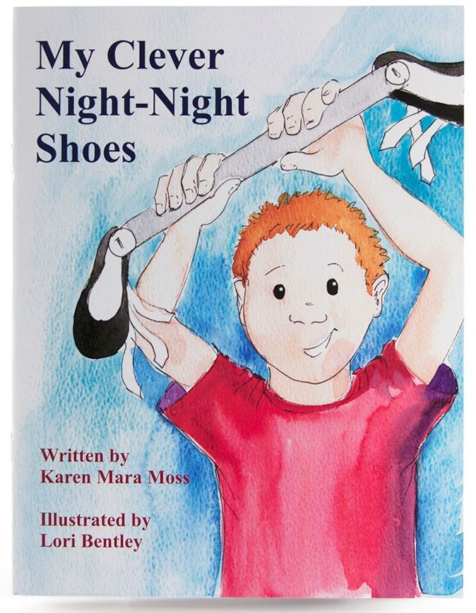 My Clever Night Shoes Book