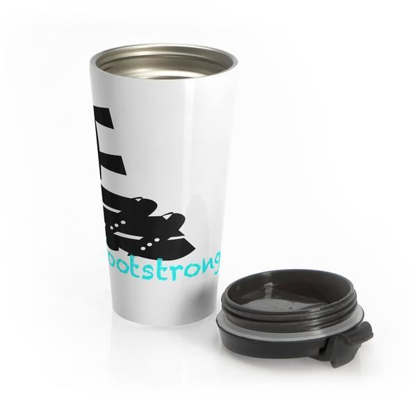 ADM Stainless Steel Travel Mug