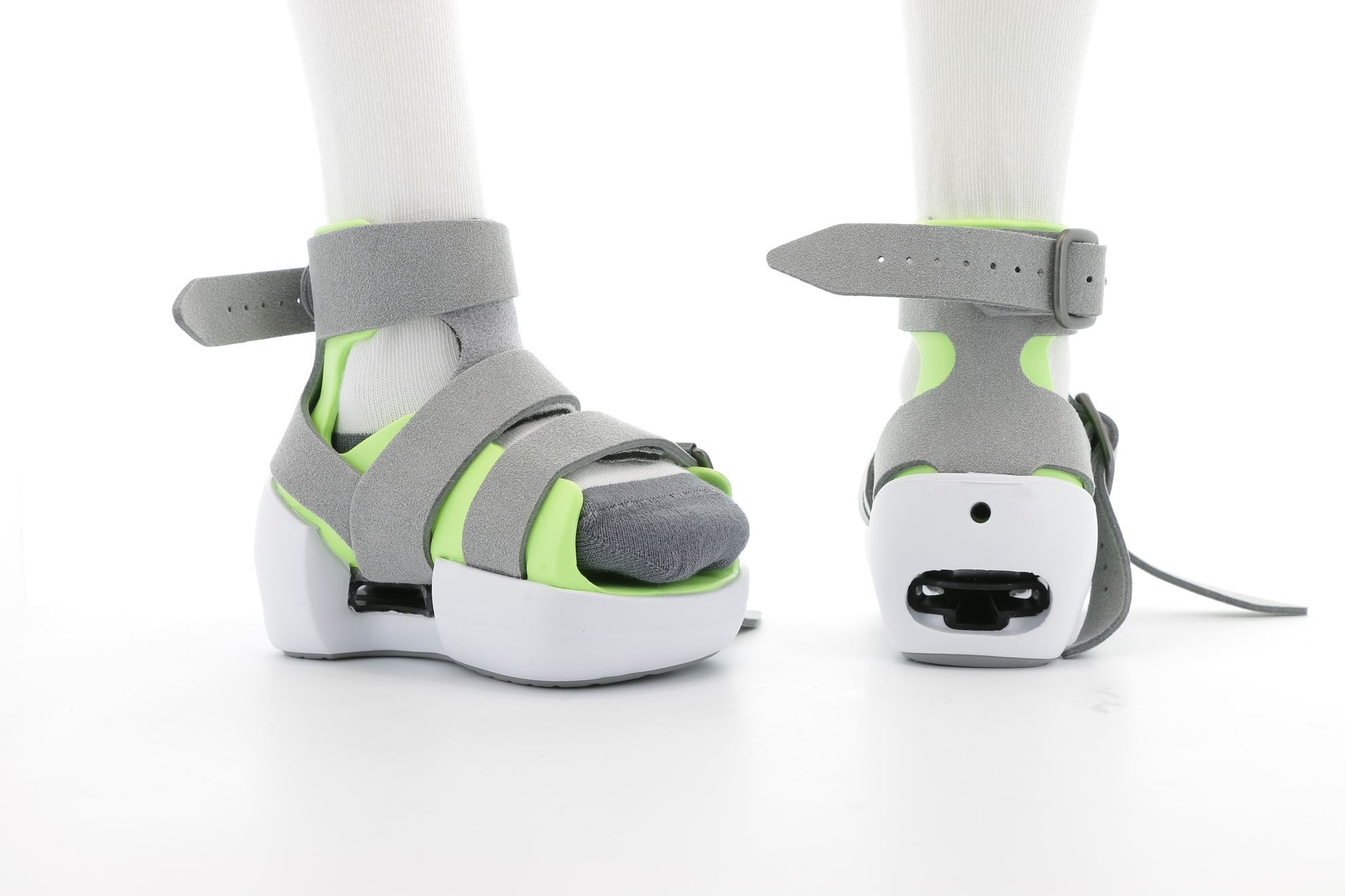 ADM Night Use Ankle Foot Orthosis, Pair,  for use with the ADM or the ADM External Rotation Bar