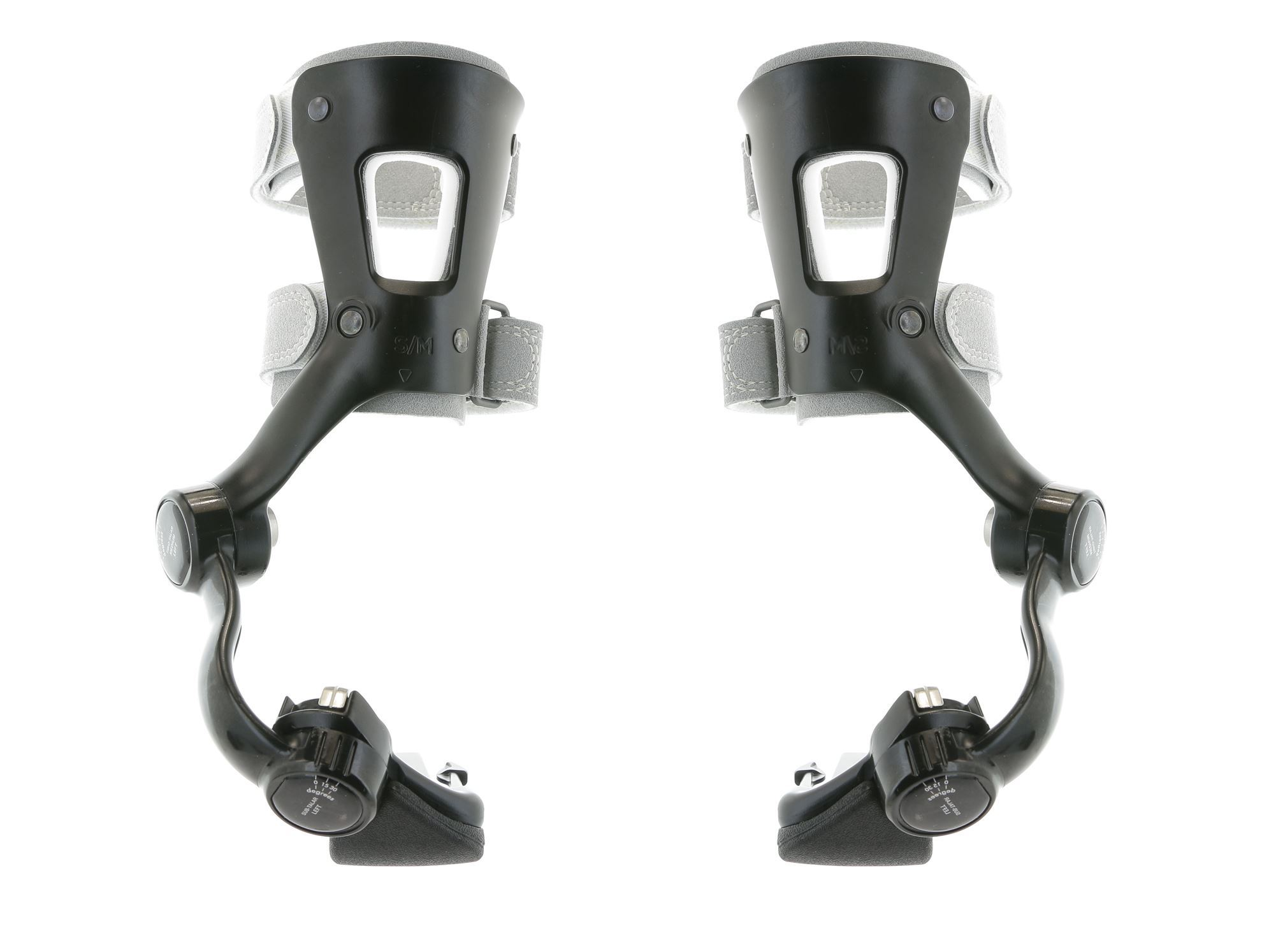 ADM, Pair, for use with the ADM Ankle Foot Orthosis or adapted shoes for the ADM
